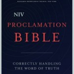NIV Proclamation Bible: The Best Non-Study-Bible Study Bible I've Seen